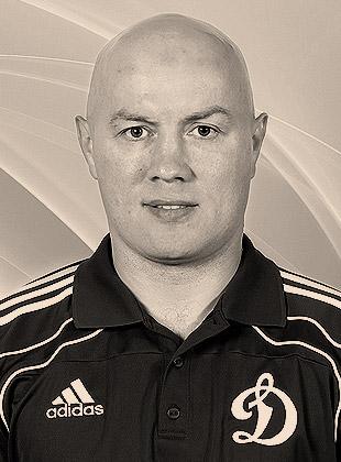 Игрок Динамо Александр Бойков