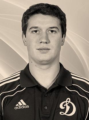 Игрок Динамо Константин Волков