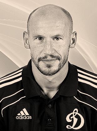 Игрок Динамо Илья Горохов
