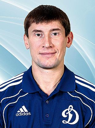 Игрок Динамо Константин Горовиков
