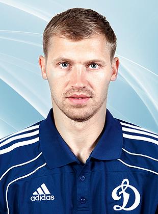 Игрок Динамо Еременко Александр