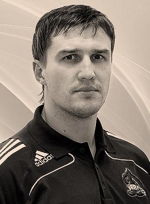 Игрок Динамо Константин Косянчук