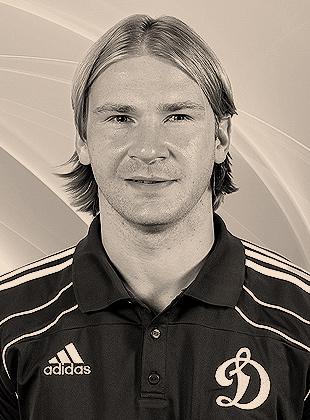 Игрок Динамо Игорь Щадилов