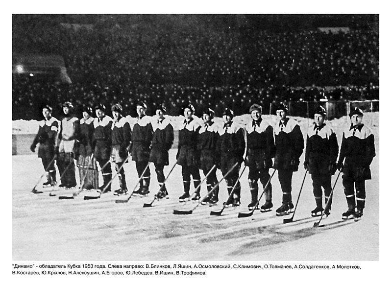 Сайт хоккейного клуба с мячом динамо москва москва я семья клуб