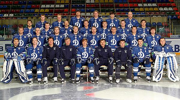 Хоккейный клуб динамо москва сезон 2011