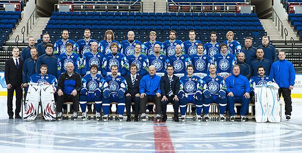 хоккейный клуб динамо москва 2011